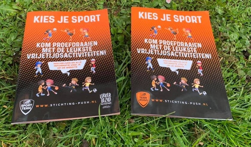 <p>In het boekje staan lokale sportaanbieders die gratis sportkennismakingslessen organiseren </p>