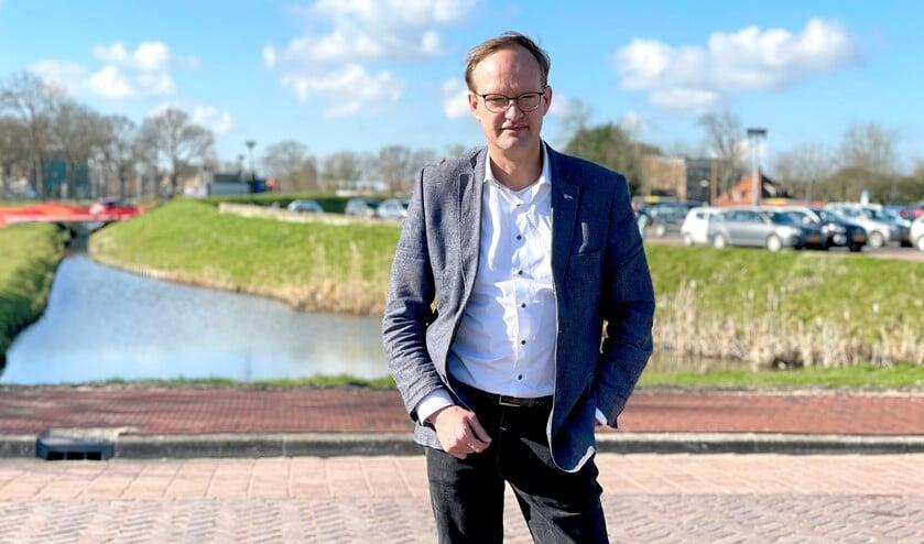<p>Robert van der Kooi: &#39;dat we in 2021 extra druk bezig zijn met de binnenstad, betekent niet dat andere wijken dan minder aandacht zouden krijgen&#39;</p>
