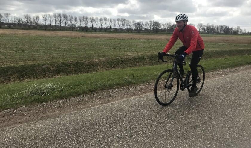 <p>Wilbert Borgonjen is genomineerd als &#39;fietser van het jaar 2021&rsquo; </p>
