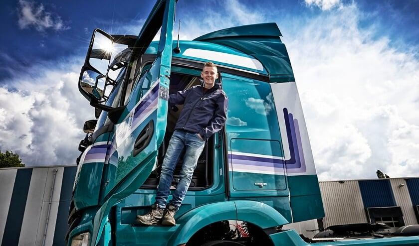 <p>BBL Chauffeur Wegvervoer: leren & werken. Foto: (PR)</p>