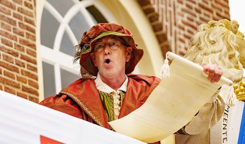 <p>Hoort! Zegt het voort! Geervliet heeft 640 jaar stadsrechten.</p>