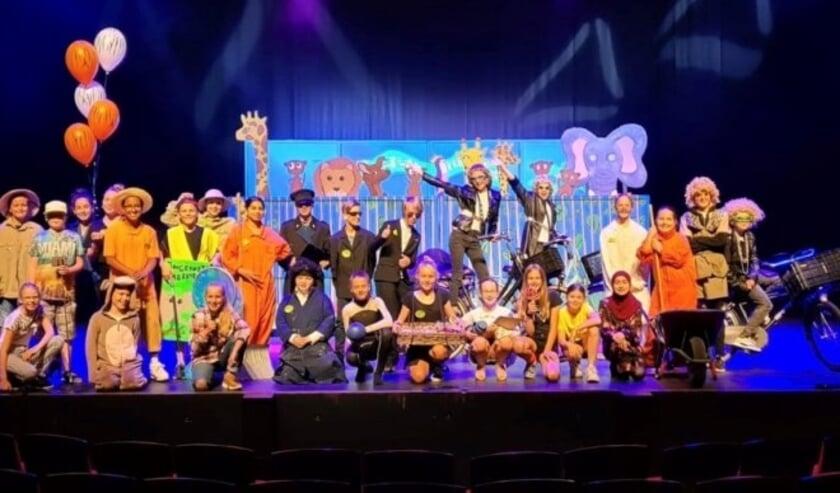 <p>Eindmusical De Witte School in Theater De Muze 2020. Foto: (PR)</p>