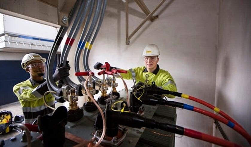 <p>Netbeheerder Stedin investeert in 2021 584 miljoen euro&nbsp;</p>