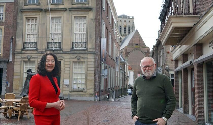 <p>Met hun nieuwe partij willen Wim Smit en Ingrid Dudink zich vooral inzetten voor Brielle en ervoor zorgen dat de eigenheid en cultuur van de stad niet verloren gaan.</p>