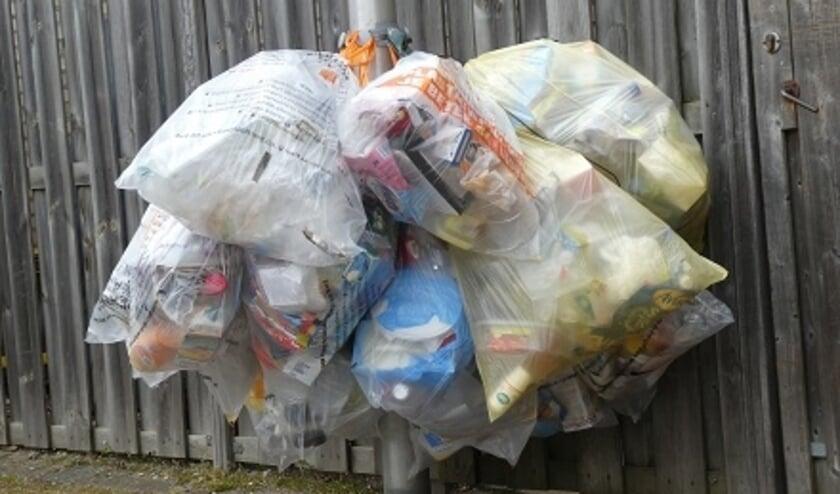 <p>Westlanders moeten plastic scheiden om restafval te verminderen. Foto: (Gemeente Westland)</p>