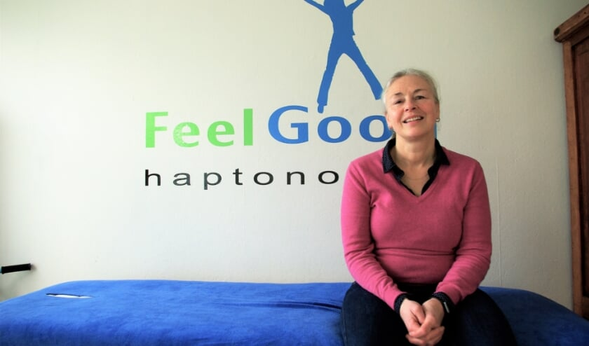Luise van Luik van Feel Good Haptonomie