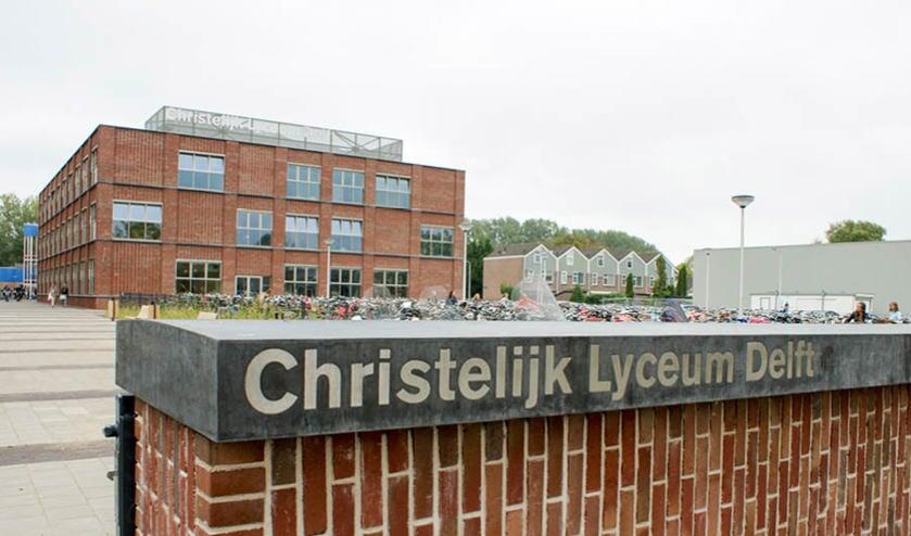<p>Christelijke Lyceum Delft, 2018 (Foto: Esdor van Elten)</p>