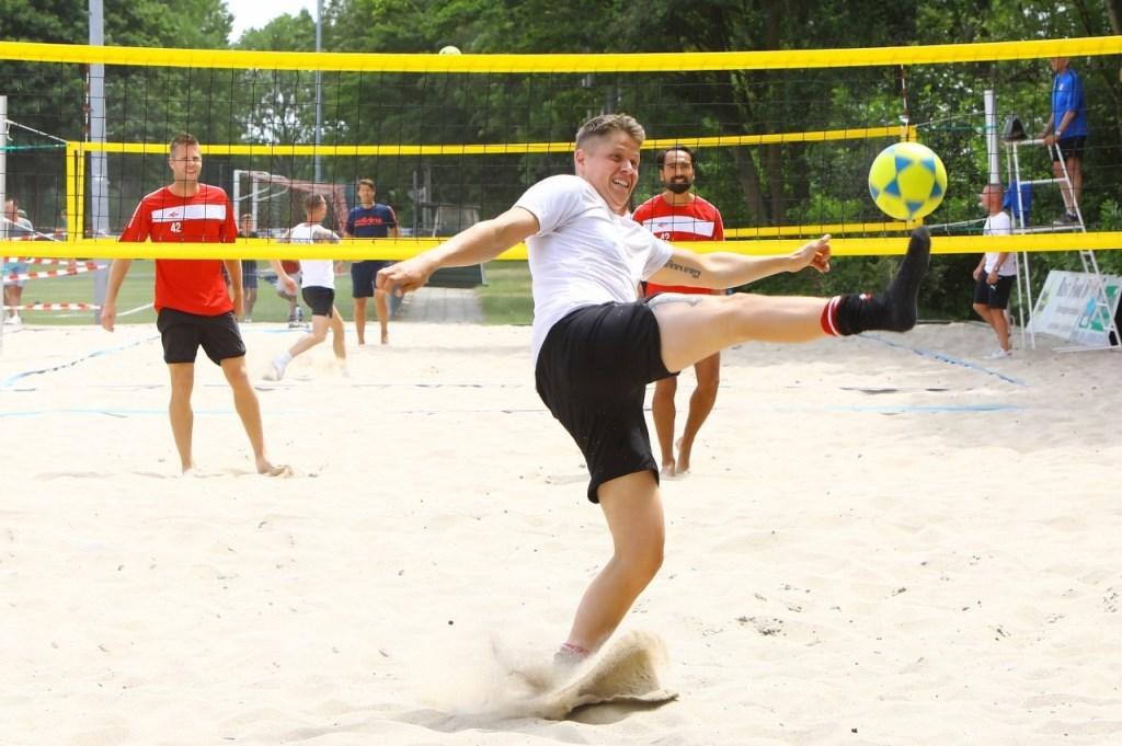 Beach Voetvolley Toernooi 2019 Foto: KOOS BOMMELE © RODI Media-zh