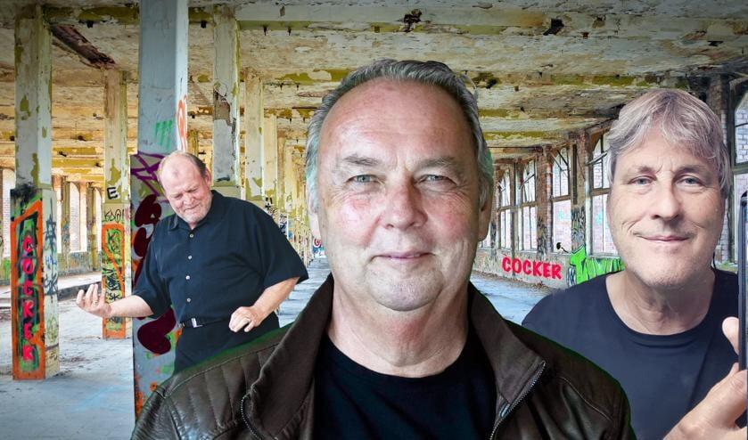 <p>Guus Mentink en Willem de Bie presenteren dit weekend een muziekalbum met songs van popicoon Joe Cocker </p>