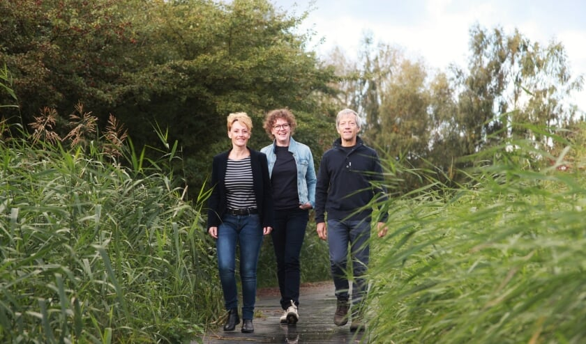 <p>Gezond bewegen kun je leren, bij Oefentherapeuten Delft.. (Foto: HesterFotografie)&nbsp;</p>