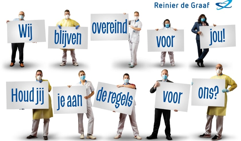 <p>Reinier de Graaf Gasthuis start campagne voor meer begrip en respect voor elkaar </p>