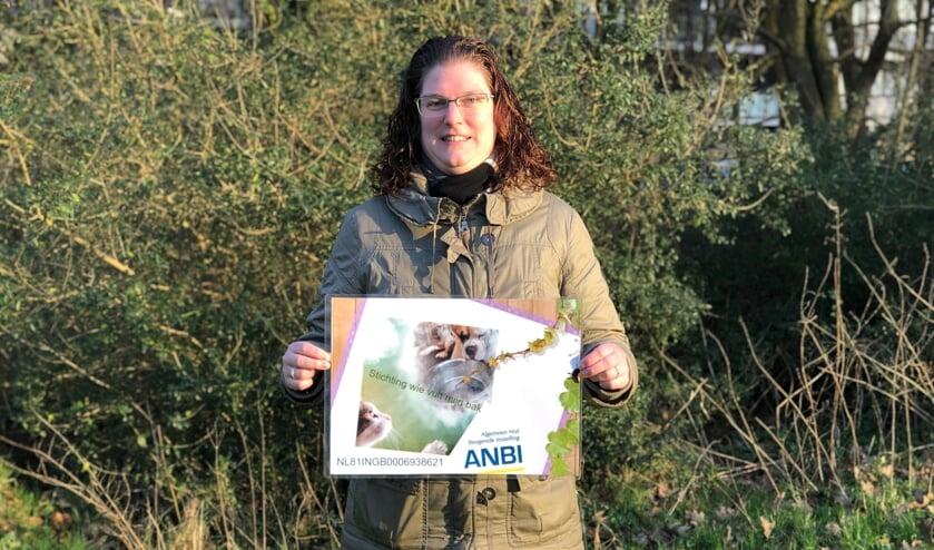Angela helpt de minderbedeelde dieren in de regio