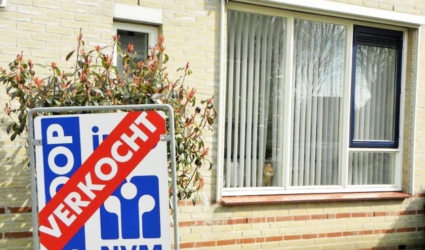 Het gaat beter met de woningmarkt dan je met de huidige lockdown zou verwachten.