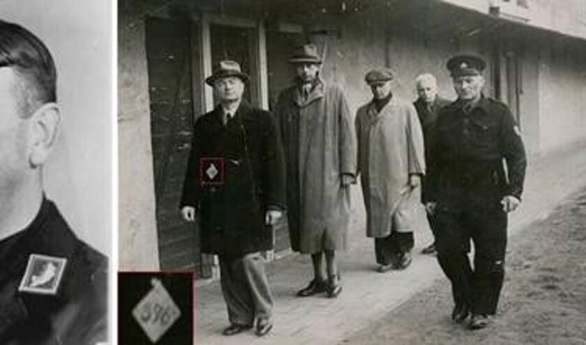 Blocq van Scheltinga bij de gevangenis