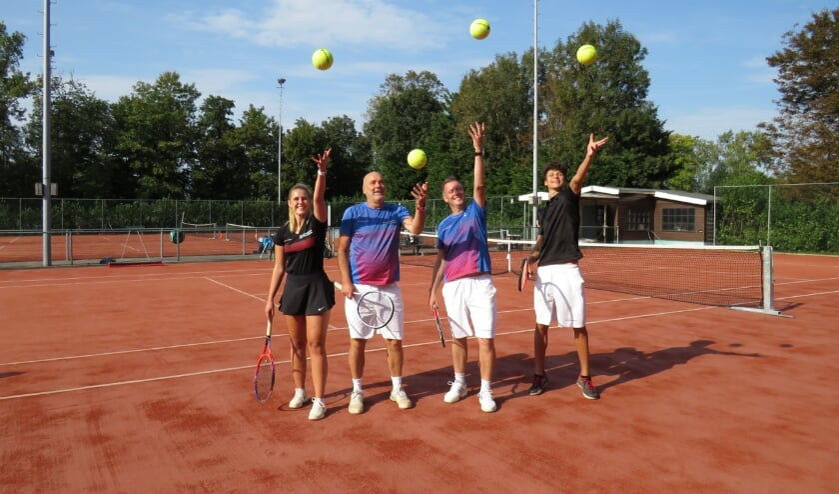 Tennisschool Delftsdubbel is al sinds 1992 een begrip in Delft