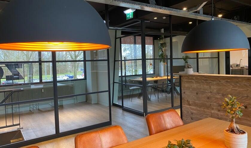 <p>Het nieuwe kantoor van ZO makelaars aan de Van Foreestweg 4.</p>