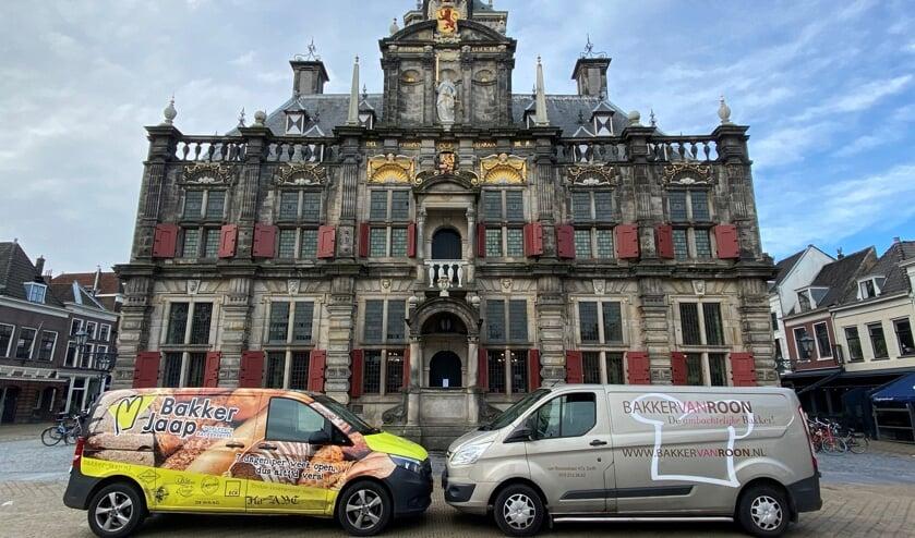 <p>Bakker Jaap en Bakker van Roon brengen uw brood contactloos aan huis </p>