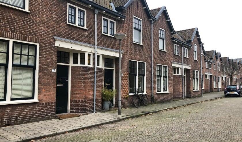 De Vermeerstraat in Delft