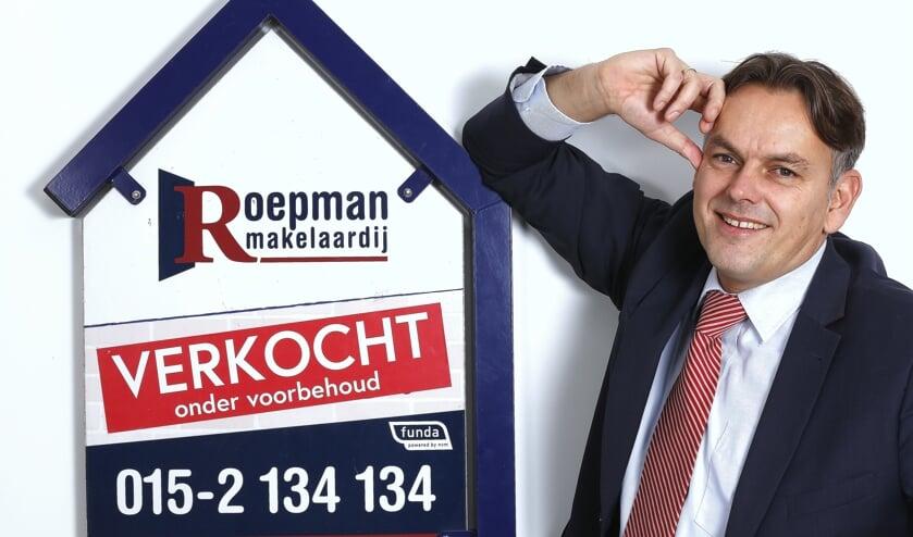 <p>&quot;Sinds dit kwartaal is het nog moeilijker geworden om aan een betaalbare woning te komen&quot;, aldus makelaar Ronald Roepman.</p>