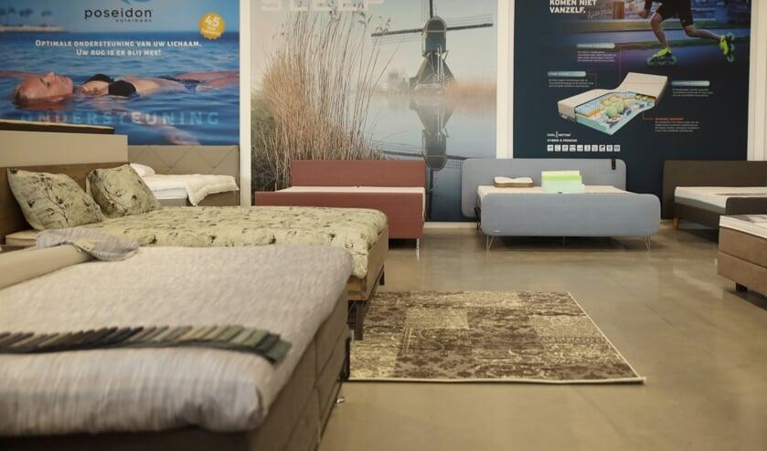 <p>Deel van het interieur van de nieuwe vestiging in Naaldwijk. (Foto: PR)&nbsp;</p>