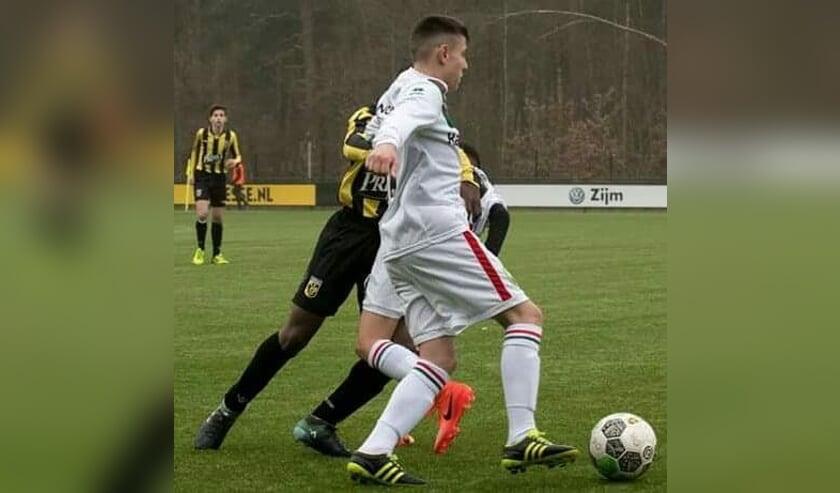 <p>&nbsp;Tino Dimitrijevic: &ldquo;Ik wil wel graag in de top eindigen.&quot; (Foto: PR)&nbsp;</p>