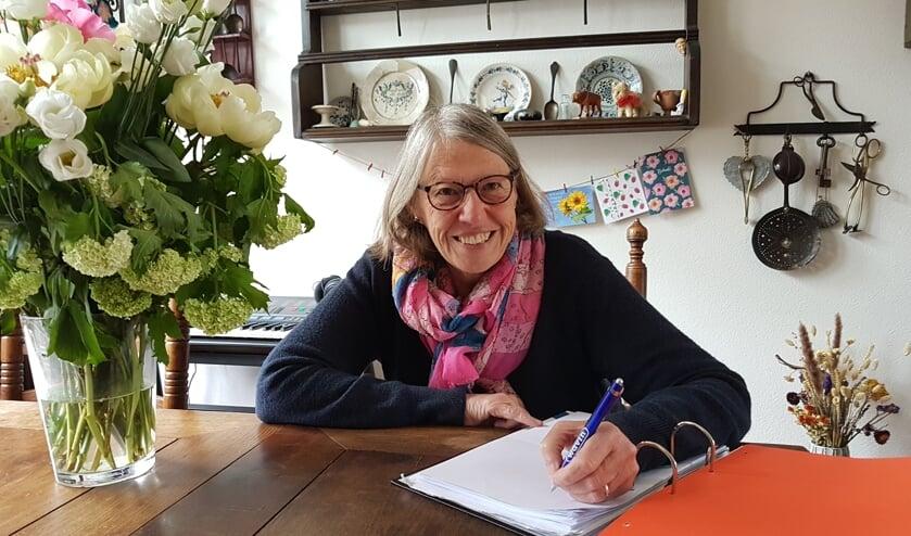 <p>Marjo Hanegraaff&nbsp;</p>