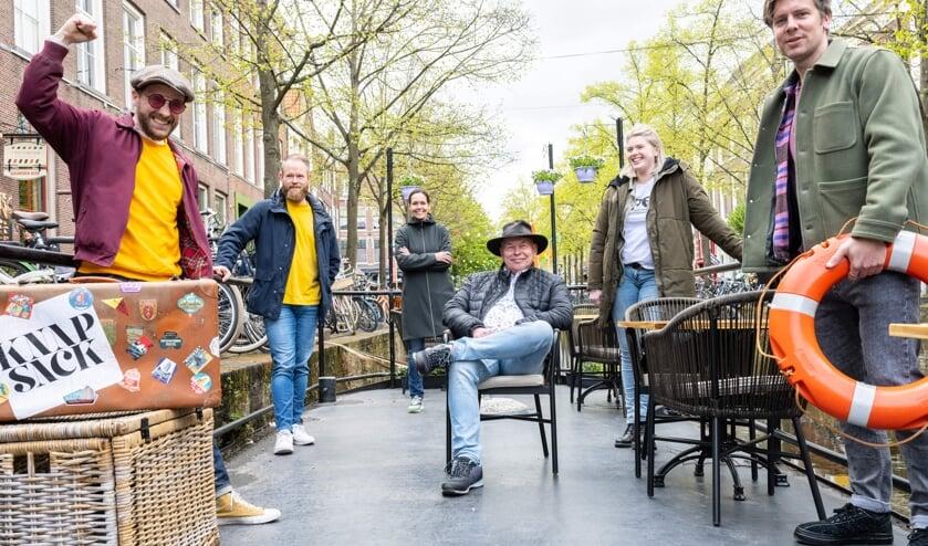 <p>De Knapsack organisatie kondigt met 'Knapsack Op de gracht' de derde editie van het festival aan</p>