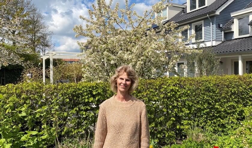 <p>Anke IJdens, co&ouml;rdinator van Home-Start Pijnacker-Nootdorp </p>