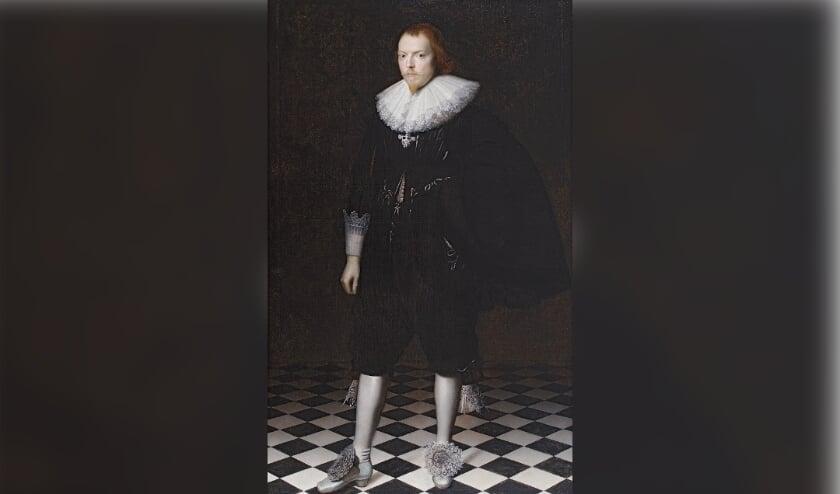 <p>Portret van Frans Banninck Cocq (1605-1655) </p>