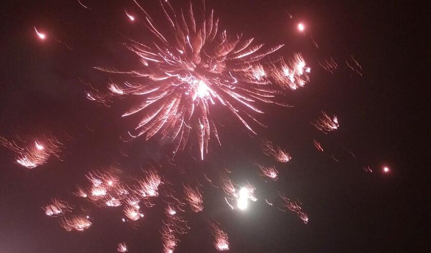 Zwaar vuurwerk wordt niet meer getolereerd in Waddinxveen. (foto: archief HvH)