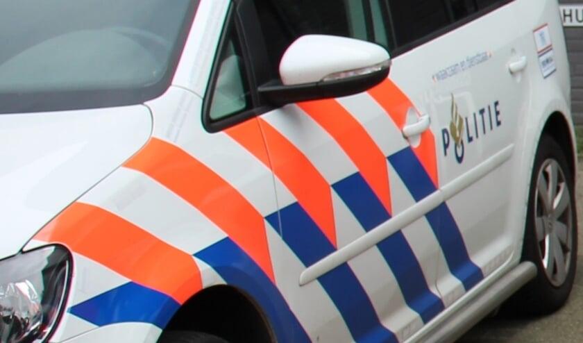 Na onderzoek zijn twee mannen aangehouden. (foto: pr)