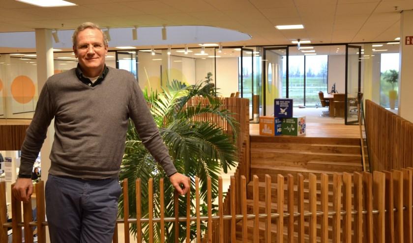 Volkert Engelsman, CEO van Eosta. (foto: Myriam Dijck)