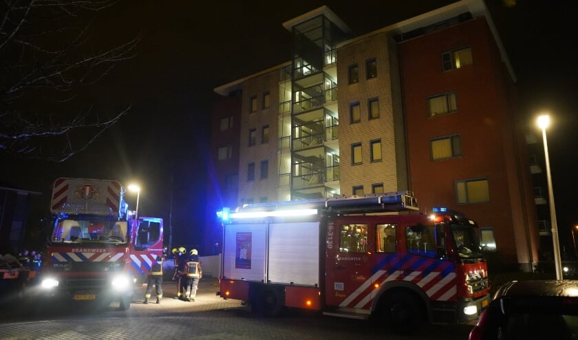 <p>De brandweer werd gealarmeerd voor een woningbrand aan de Meteorenweg.</p>