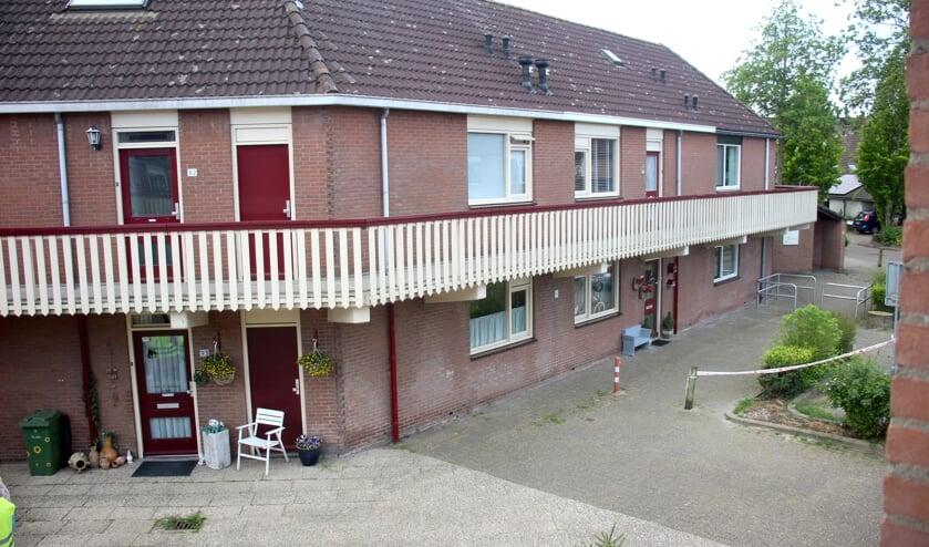 <p>Woningen aan de Valkendaal in Nieuwerkerk.</p>
