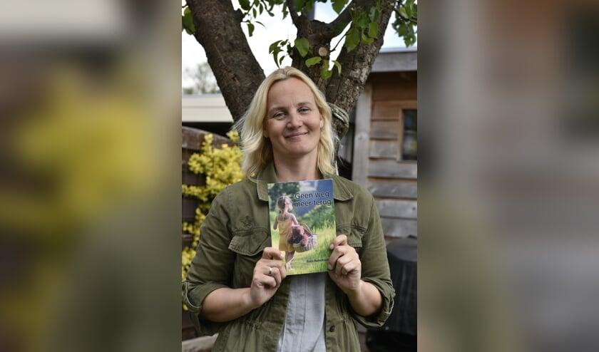 Het boek van Roos Hanemaaijer is te bestellen via www.droomvalleiuitgeverij.nl. (foto: Bram Hanemaaijer)