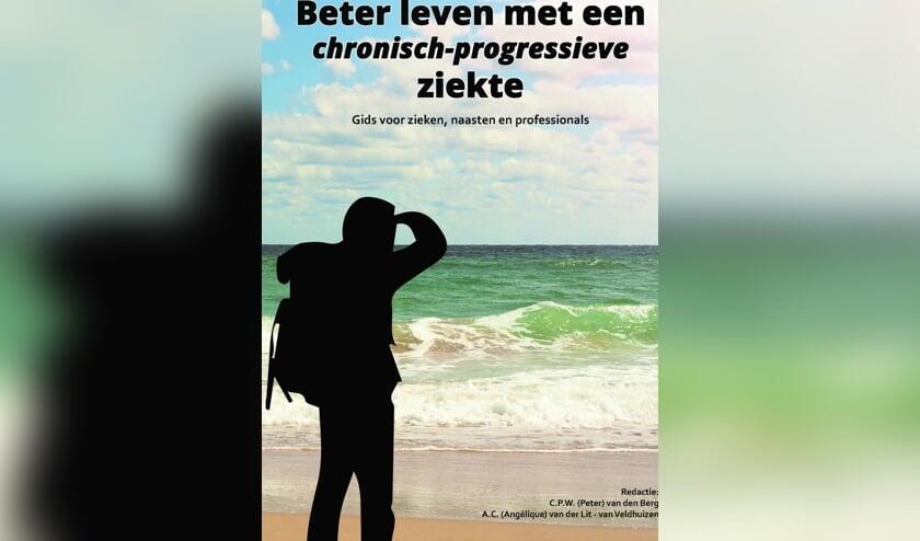 De cover is bedacht door de vrouw van Peter van den Berg.