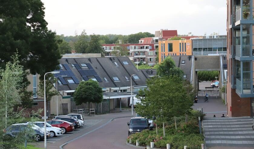 De wijk Zuidplas kenmerkt zich door een grote diversiteit aan woningen.