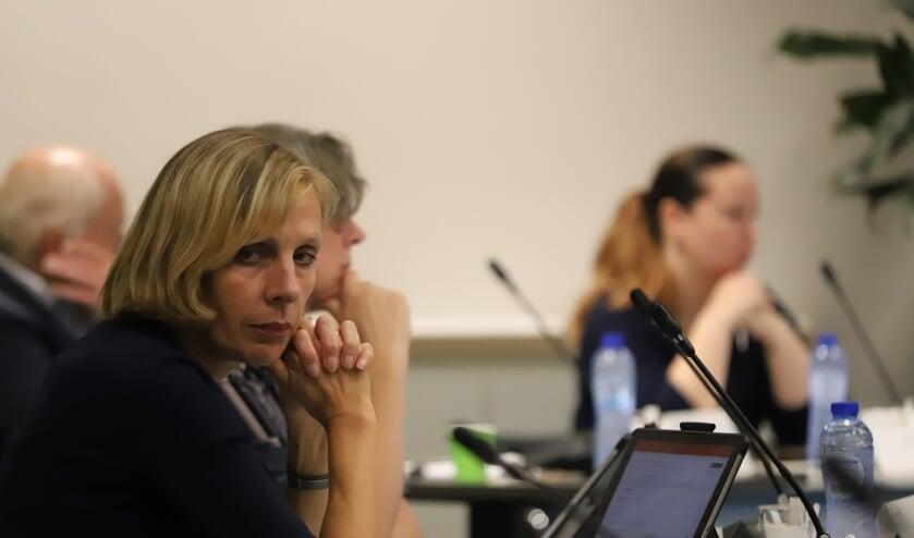 <p>Gezina Atzema van de VVD keert niet terug in het nieuwe college.</p>