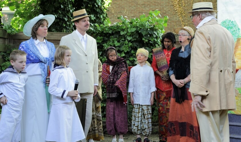 Theatergroep Maskerade viert 200 jaar Multatuli op festival WadCultureel.