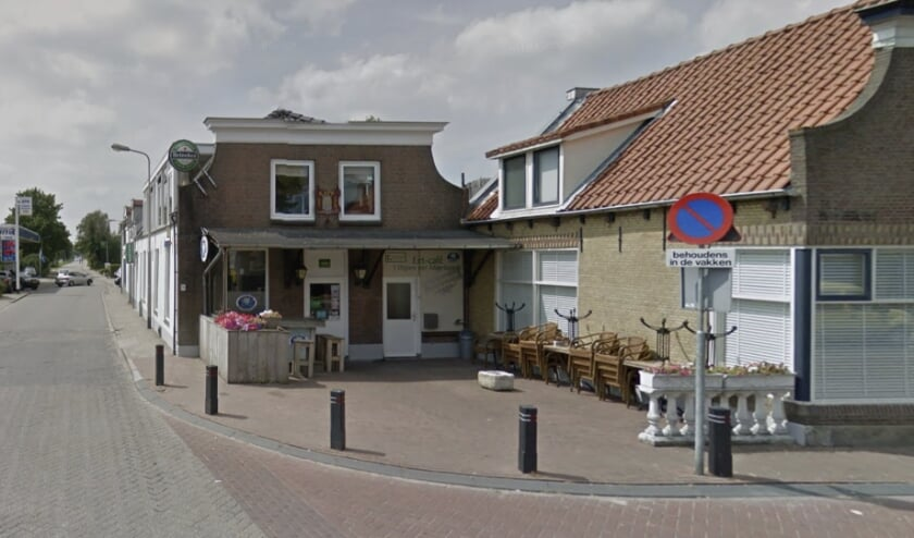 <p>Café 't Wapen van Moerkapelle.</p>