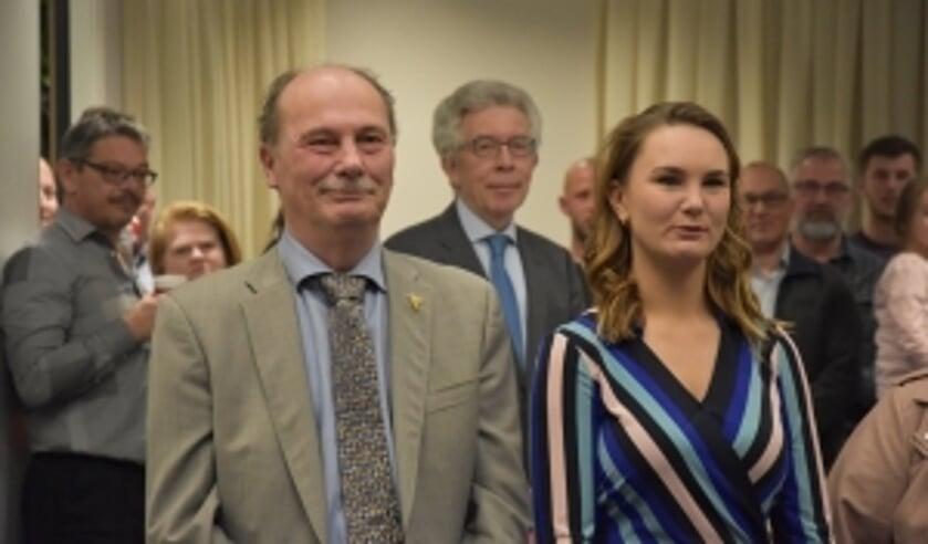 <p>Henry en Nikki ten Zijthoff</p>