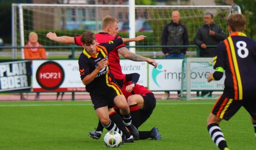 <p>De laatste wedstrijd die ASW speelde was bij Stolwijk.</p>