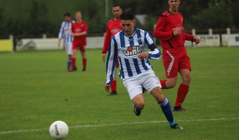 <p>Zaterdag 3 oktober speelde Moordrecht de laatste competitiewedstrijd.</p>