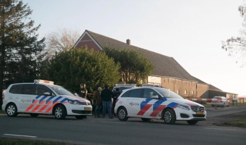 <p>Een kleine week na de drugsvondst in Zevenhuizen is een verdachte aangehouden.</p>