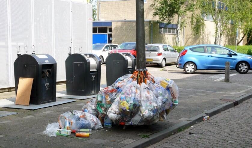 <p>In 2018 was er al kritiek op het afvalbeleid, waaronder de manier van pmd ophalen.</p>