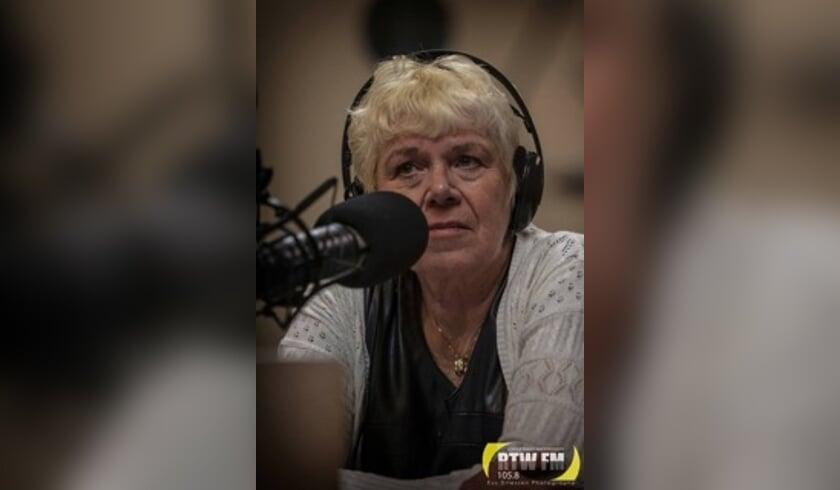 <p>Willy Klomp zelf noemt wethouder Brigitte Leferink een &#39;powervrouw&#39;, omdat die ook zoveel dingen doet.</p>