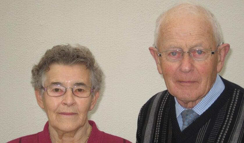 Thij en Hanna Gruntjes-Thijssen zijn maar liefst 60 jaar getrouwd!