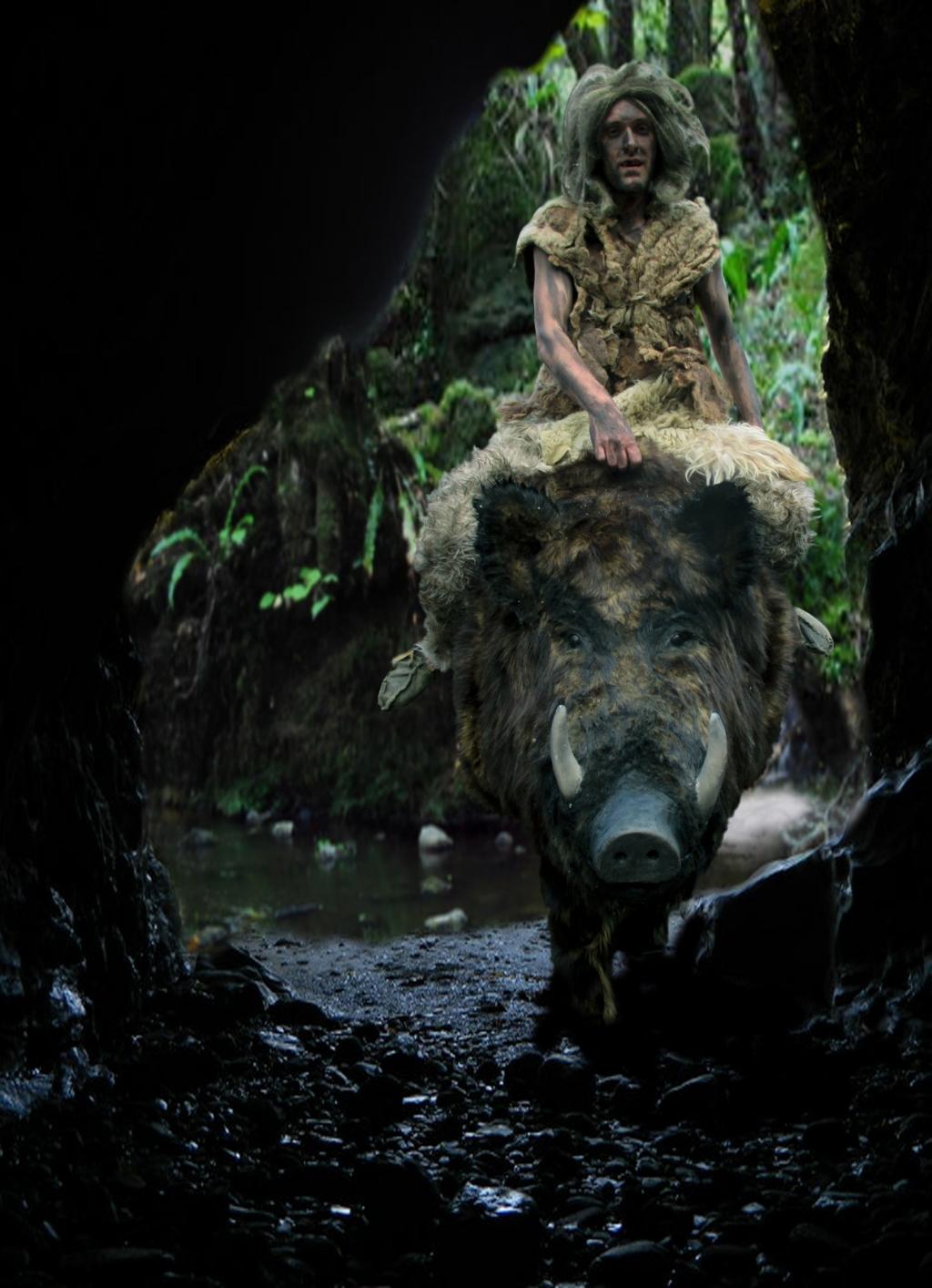 1 augustus: Wild Zwijn  © Kliknieuws Oss