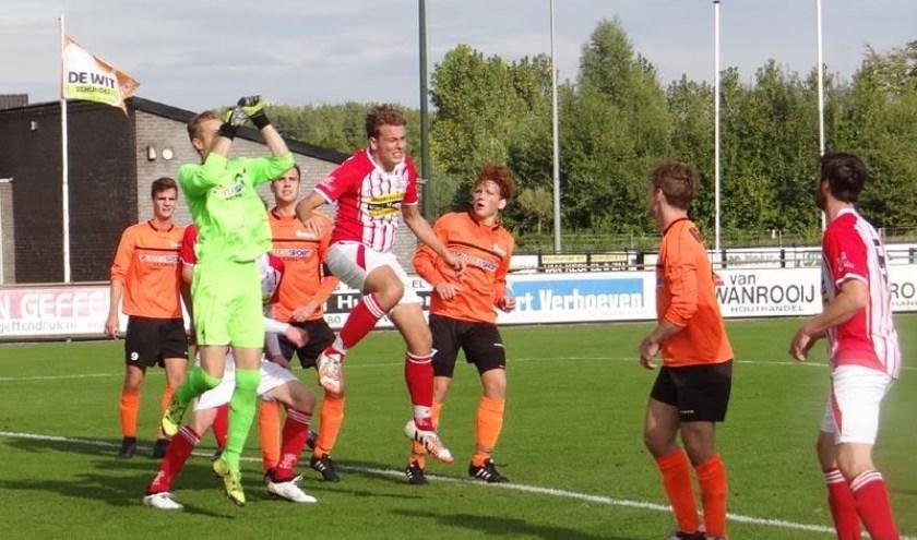 WEC - Avesteyn 0-0 (Foto's: Sjaak Pijnenburg)