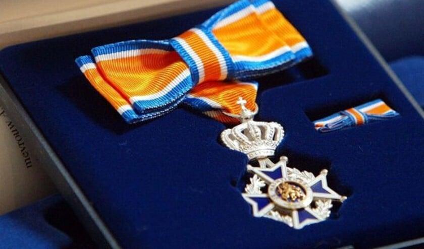 Vandaag is de heer Martin van den Hanenberg benoemd tot Lid in de Orde van Oranje Nassau